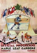 3. Toronto Maple Leafs program, 1931