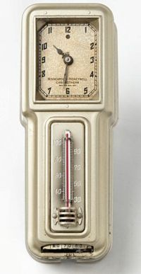 Photo d'un thermostat Chronotherm