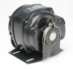 1. Image of an FHP electric motor