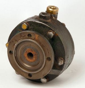 1. Image of an early fuel oil pump