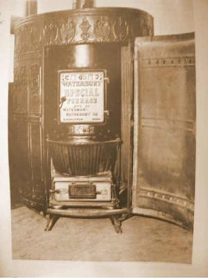 1. Photo of a Waterman-Waterbury heater